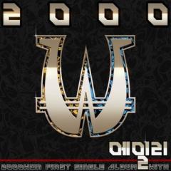 2000 Won 1st Single - Two Thousand Won