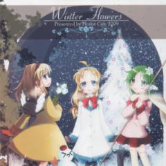Winter Flowers - Florist Cafe