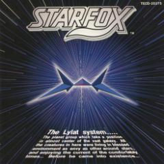 STAR FOX CD2