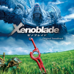 Xenoblade Original Soundtrack (CD3)