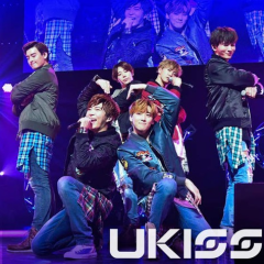 U Kiss Japan Best Live Tour 2016 5th Anniversary Special (Japanese)
