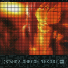 Stand Alone Complex Original Soundtrack +