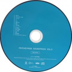 PSYCHO-PASS Original Soundtrack VOL.2