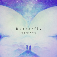 Butterfly (Single) - Ji Woo Jin, Young Ki Min
