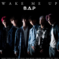 Wake Me Up (Single) - B.A.P