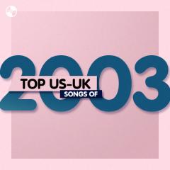 Nhạc Âu Mỹ Hay Nhất Năm 2003