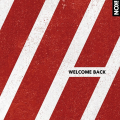 WELCOME BACK (Japanese Version) (CD1)