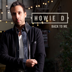 Back To Me - Howie Dorough