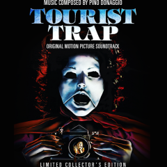 Tourist Trap (Score) (Limited Collector's Edition) (P.1)  - Pino Donaggio