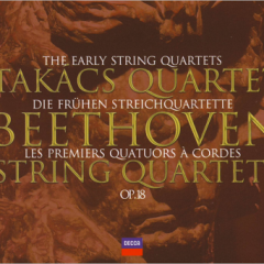 Beethoven - String Quartets Vol 1 CD 2 - Takács Quartet