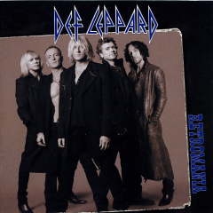Retromania (Disc 2) - Def Leppard