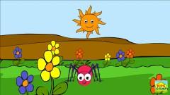 Incy Wincy Spider (Nursery Rhyme)
