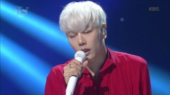 Your Moment Is That I Lived By (161030 Yoo Hee Yeol's Sketchbook) - Park Hyo Shin