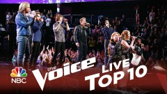 Bless The Broken Road/Stand (The Voice 2014 Top 10) - Chris Jamison, Damien, Matt McAndrew, Taylor John Williams, DaNica Shirey, Reagan James, Craig Wayne Boyd, Ryan Sill, 7 Flowers