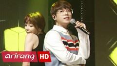 B Side U (161021 Simply K-Pop) - Jung Jin Woo