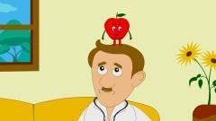 An Apple a Day - Nursery Rhymes - Popular Nursery Rhymes