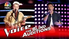 Brother, Nobody To Blame (The Voice Performance) - Christian Fermin, Preston James