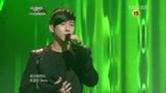 It Ended Amidst Love (06.05.2011 Music Bank) - Brian