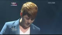 I'm Not OK (24.6.2011 Music Bank) - M to M
