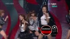 Mammamia (27.8.2010 Music Bank) - Narsha