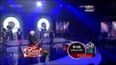 Lucifer (10.9.2010 Music Bank) - SHINee,TRAX