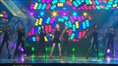 Don't Wanna See You (111105 MBC Music Core) - Kan Mi-Youn