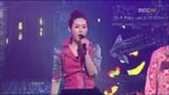 Goodbye Valentine (111105 MBC Music Core) - Maybee