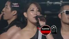 Superstar (LIve KBS Music Bank) - J.Ae,Jiggy Dogg