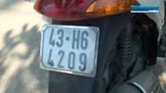 Cháy xe Honda @ giữa đường - Thanh Niên News