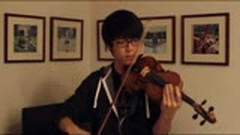 A Thousand Years (Violin Christina Perri Cover) - Jun Sung Ahn
