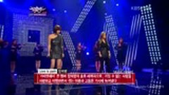 Love Is Pain (13042012 Music Bank) - Jang Hee Young