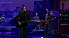 The Real Me (David Letterman 2012) - Shooter Jennings