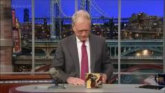 On The Run (David Letterman 2012) - Kaiser Chiefs