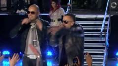 Me Estas Tentando (En Vivo Desde Axe Music Solamente Una) - Wisin Y Yandel
