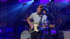 It All Feels The Same (Letterman Show 2012) - Tennis