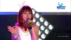 Day Night (120728 Music Core) - She'z