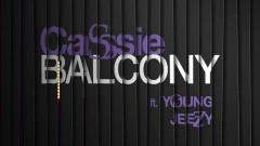 Balcony (Lyric Video) - Cassie, Young Jeezy