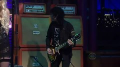Make Me Wanna Die (Live On Letterman 2010) - The Pretty Reckless