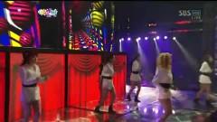 Medley (121229 SBS Gayo Daejun) - Goo Hara, Kim Wan Sun, TAEMIN