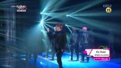 It's Over (130118 Music Bank) - SPEED, Kang Min Kyung (Davichi)
