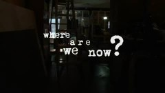 Where Are We Now - David Bowie