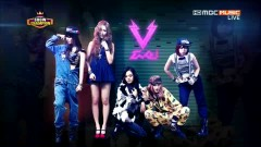 Get Up (130320 Mbc Show! Champion) - EVOL