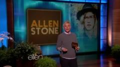 Sleep (Ellen DeGeneres) - Allen Stone