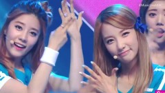 Sunshine (130629 Music Core) - Rainbow