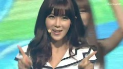 Sunshine (130623 Inkigayo) - Rainbow