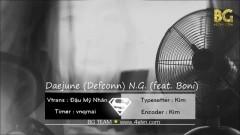 N.G (Vietsub) - Defconn