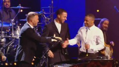 Back For Good - Gary Barlow , JLS