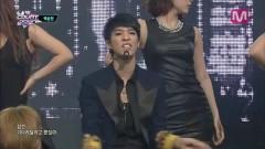 Wait A Minute (131114 M! Countdown) - Baek Seung Heon