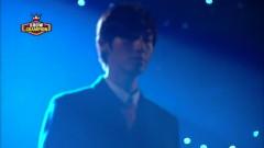 Missing You (131218 Show Champion) - Baek Ji Woong