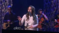 Brave (Live At The Ellen Show) - Sara Bareilles